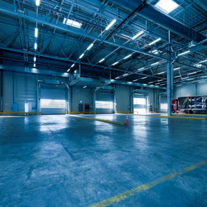 Buy a warehouse survey from Edward P. Carlson