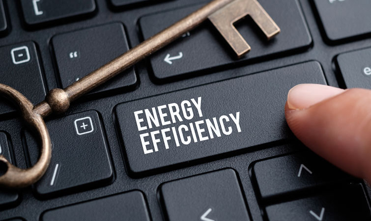 Home energy efficiency is key to tackling climate change.
